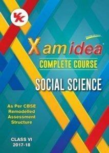 Xam idea Social Science Class 6th (2019-20)