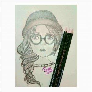 Camlin Drawing Pencil Box (Pack of 2)1