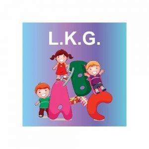 Infant Jesus Convent School Class LKG Books
