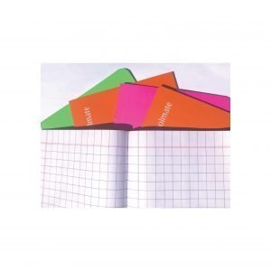 Small Square Mathematics Notebook (Pack of 10) 1