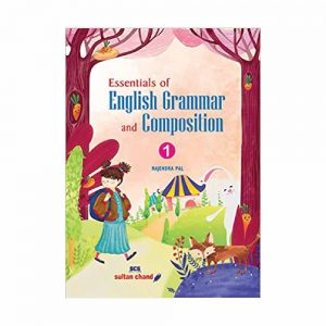 Essentials of English Grammar and Composition - 1