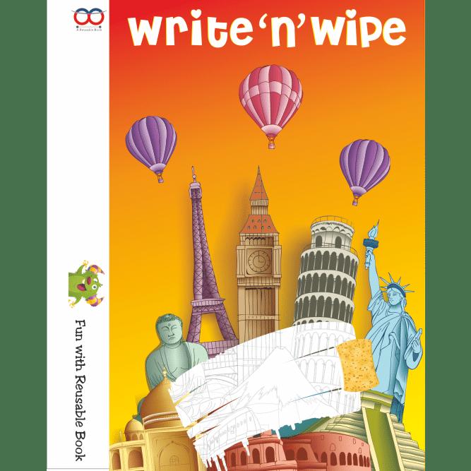 write and wipe