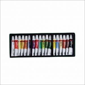 Camlin Kokuyo Student Water Color Tube - 5ml tubes, 18 Shades