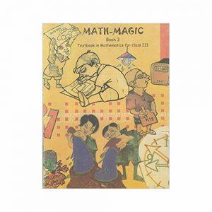 NCERT Math Magic Class 3 Maths book