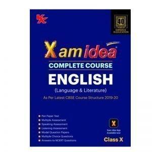 Xam idea English Class 10th 2019-20