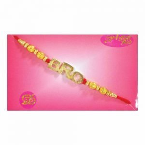 Bro Style Designer Rakhi for your Brother (Pack of 6)