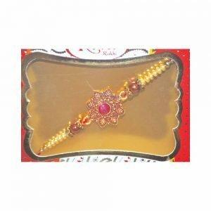 Beautiful Rakhi Set of 6 Bended Rakhi for your Loving Brother