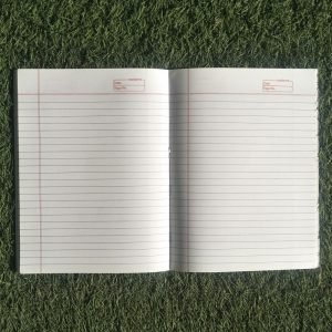 double Line Notebook skoolmate