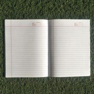 double Line Notebook skoolmate