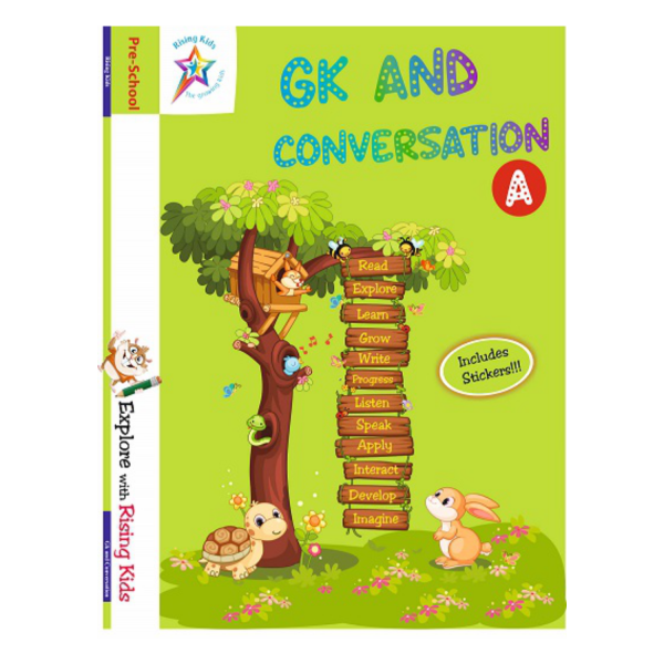 GK and Conversation- A - Rising Kids