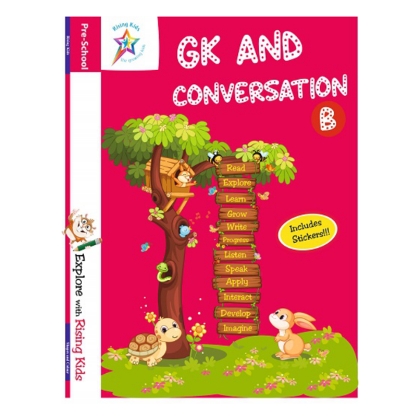 GK and Conversation- B Rising Kids