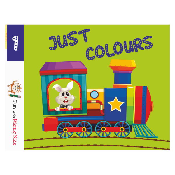 Just Color Drawing Book For Kids Class 1 – Rising Kids