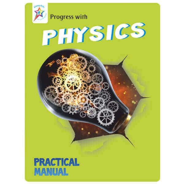 Physics Practical Notebook Class 9th and 10th - Rising Kids - Skool Store