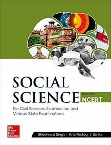 Cont. India – NCERT Social scince 10th class