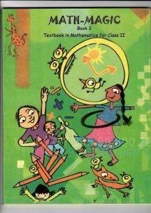 MATH- MAGIC BOOK CLASS II