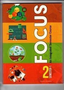 Focus An Integrated Semester Course 1st