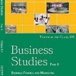 NCERT Business Studies Textbook Class 12th Part - 2 NCERT