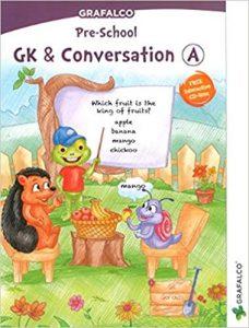 Pre School GK & Conversation (A) grafalco