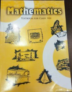 Mathematics class 8th NCERT