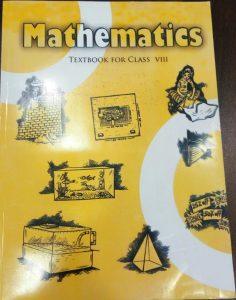 Mathematics class 8th NCERT