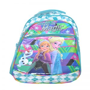 Frozen Girls school Bag For Girl 18 inche