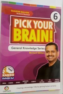 Pick Your Brain General knowledge Series part 6 Greycaps