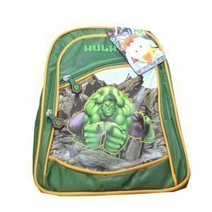 Hulk School Bag for Boys