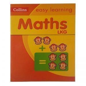 Collins Easy Learning Math LKG skool Store