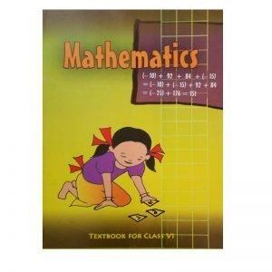 Mathematics Class 6 NCERT Book Skool Store