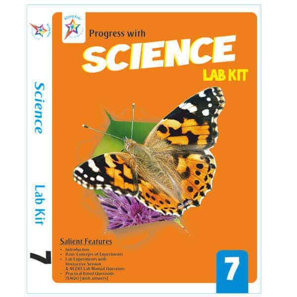 Science Lab Manual Class 7th – Rising Kids- Skool store