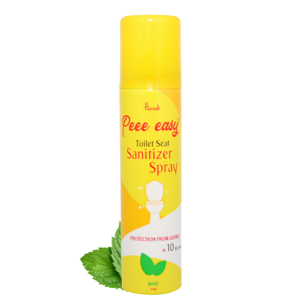 peee easy toilet Seat sanitizer 75ml online india