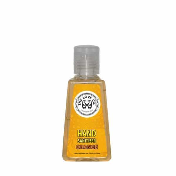 The Love Co. Hand Sanitizer Orange