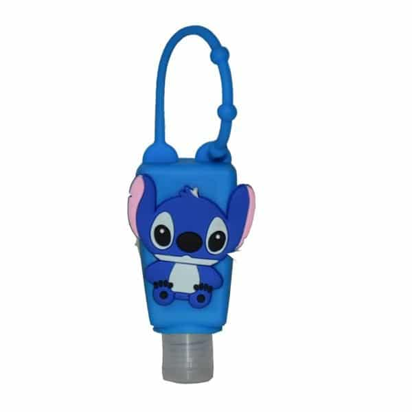 The Love Co. Hand Sanitizer Pack Of 2 (Green Apple) 30 ml With Bag Tag (Rabbit Sky Blue)