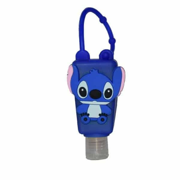 The Love Co. Hand Sanitizer Pack Of 2 (IPA) 30 ml With Bag Tag (Rabbit Blue)