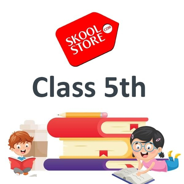 5th Class NCERT Book Set Skool Store
