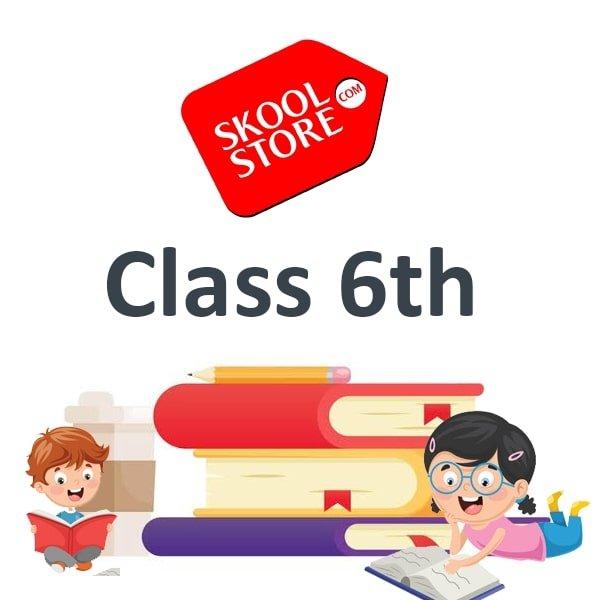 6th Class NCERT Book Set Skool Store