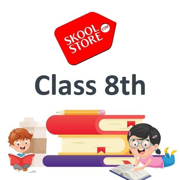 8th Class NCERT Book Set Skool Store