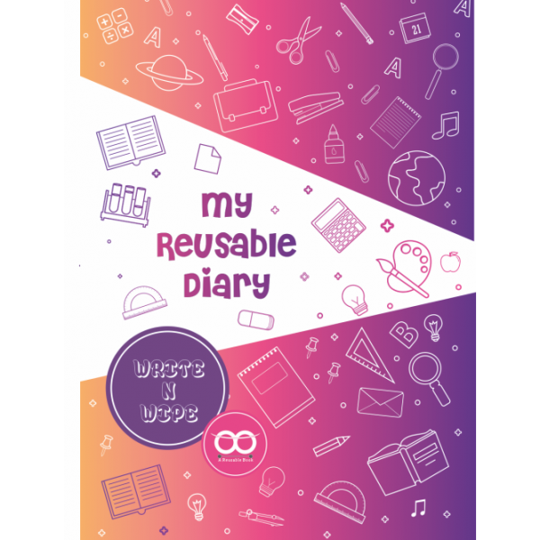 reusable diary
