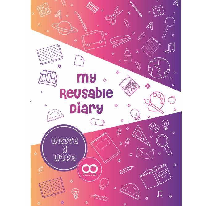reusable diary