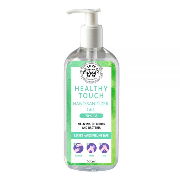 Healthy Touch Hand Sanitizer