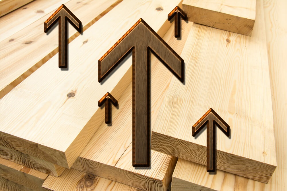 No ease of lumber price spikes in sight