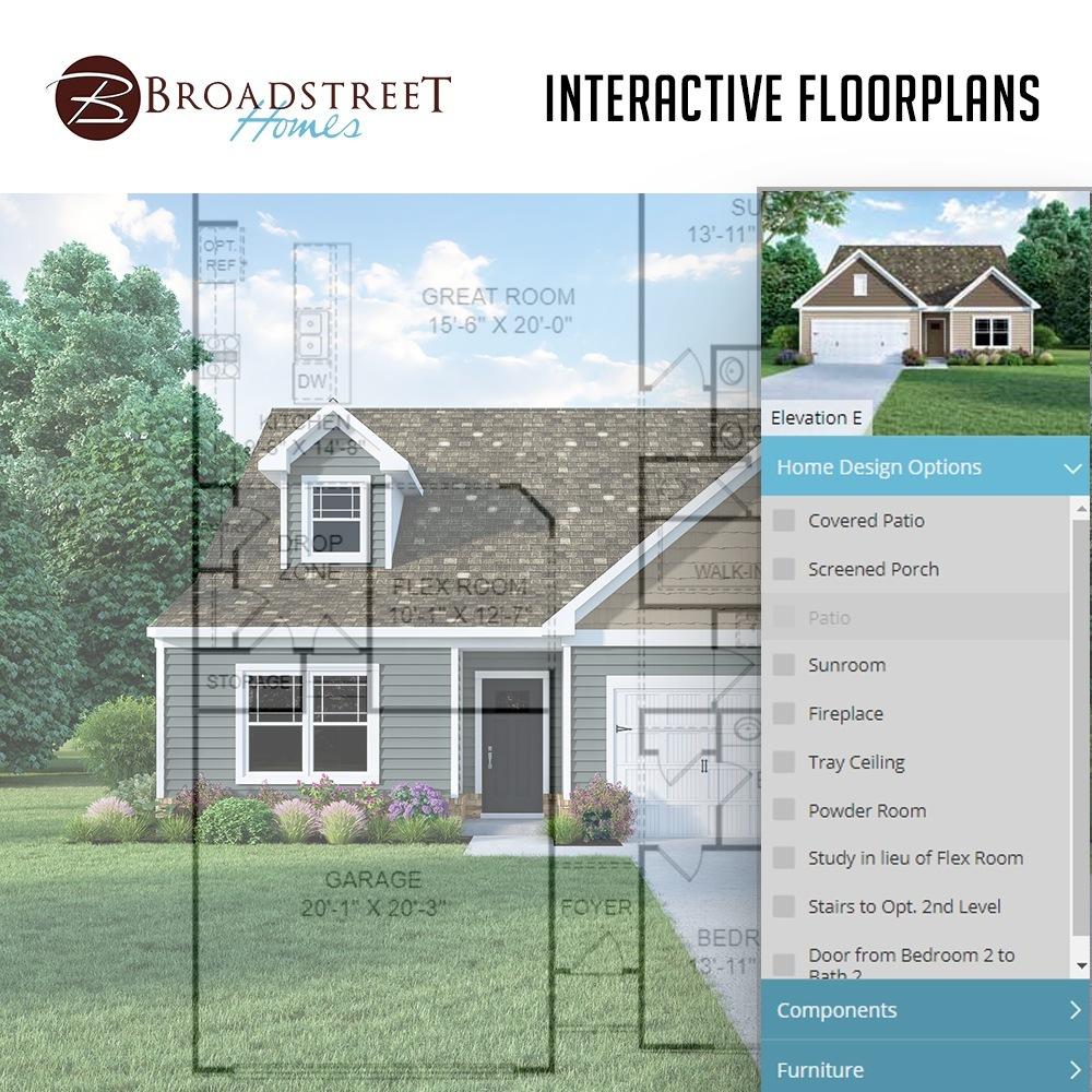 Broadstreet Has Interactive Floorplans