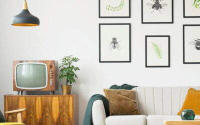 4 Ways to Hang Decor without Damaging Apartment Walls