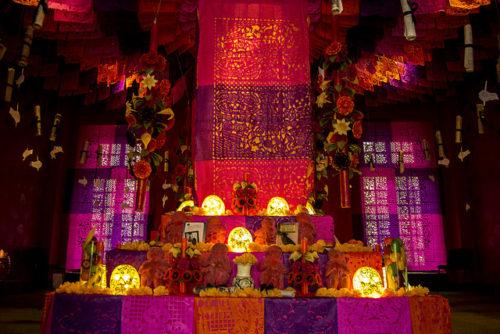 Latinoamérica celebra el Día de los Muertos