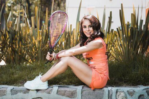La mejor raquetbolista del mundo