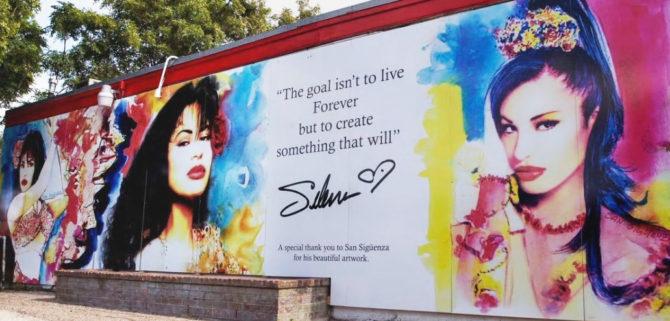 Selena: la reina de la música tejana