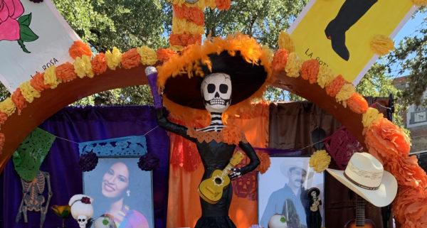Día de Muertos, tradición que viaja por el mundo
