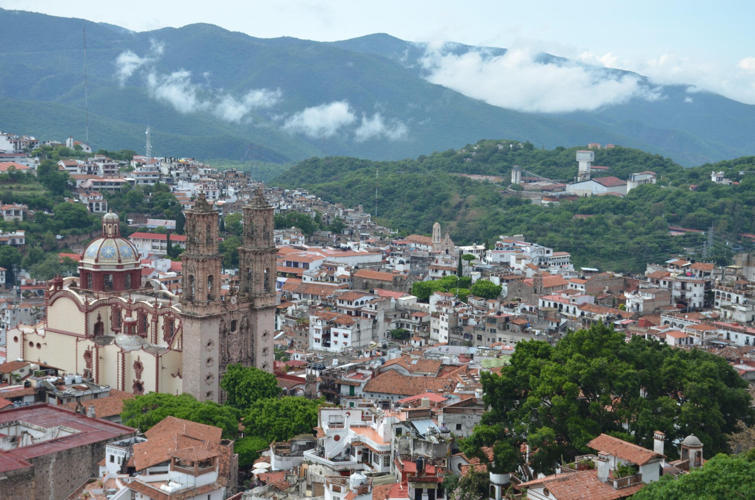 Un viaje mágico a Taxco
