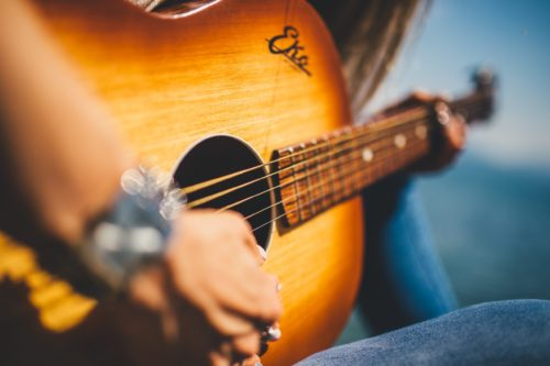 Mujeres en la música