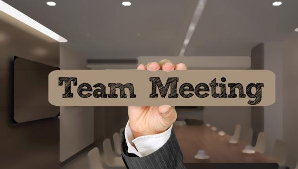 Efectividad para una reunión de trabajo